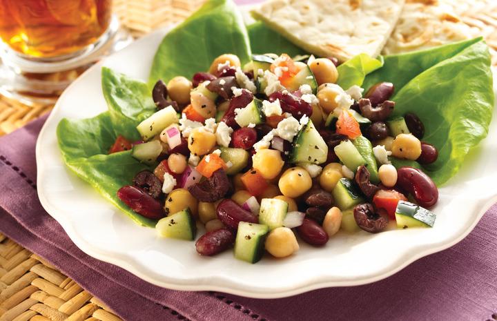 Four Bean Salad S W Beans Recipe